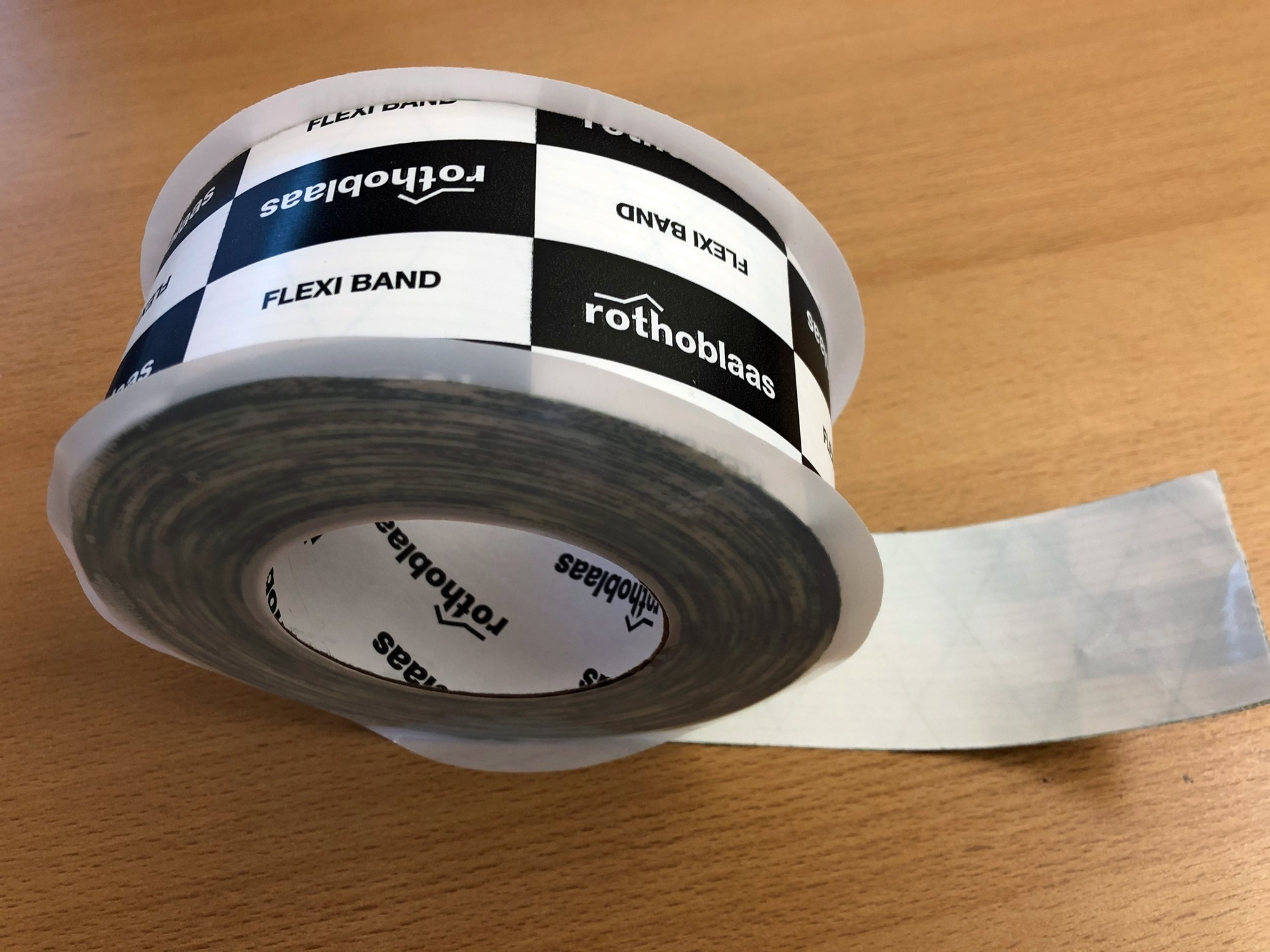 Flexi-Klebband für alle Blachen