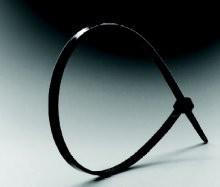 Kabel-Binder schwarz