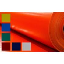 PVC 630g/m mit Saum und Ösen