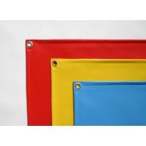 PVC Blache gelb 650g/m2