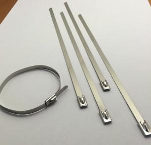 Stasinless Steel Kabelbinder